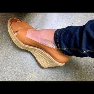 Michael Kors Shoes - Michael Kors Wedge Platform Shoes 8.5